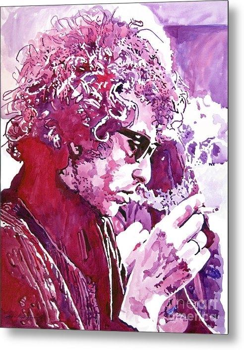 David Lloyd Glover - Bob Dylan