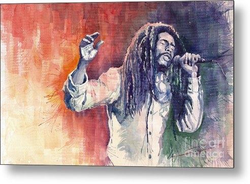 Yuriy Shevchuk - Bob Marley 01