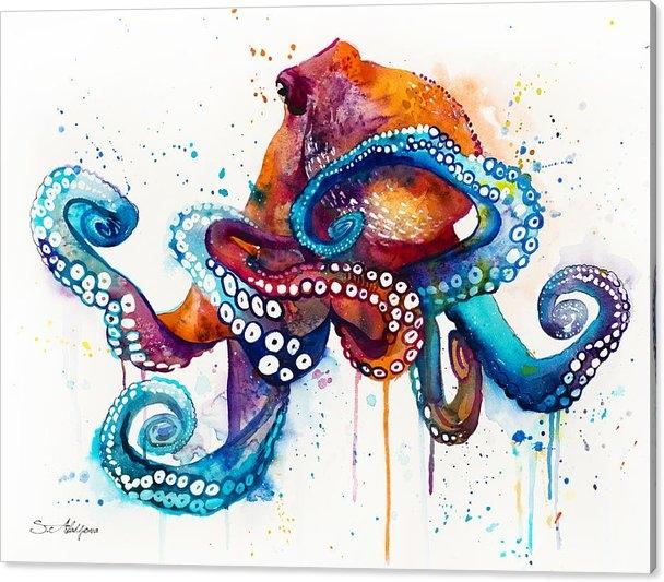 Slavi Aladjova - Octopus
