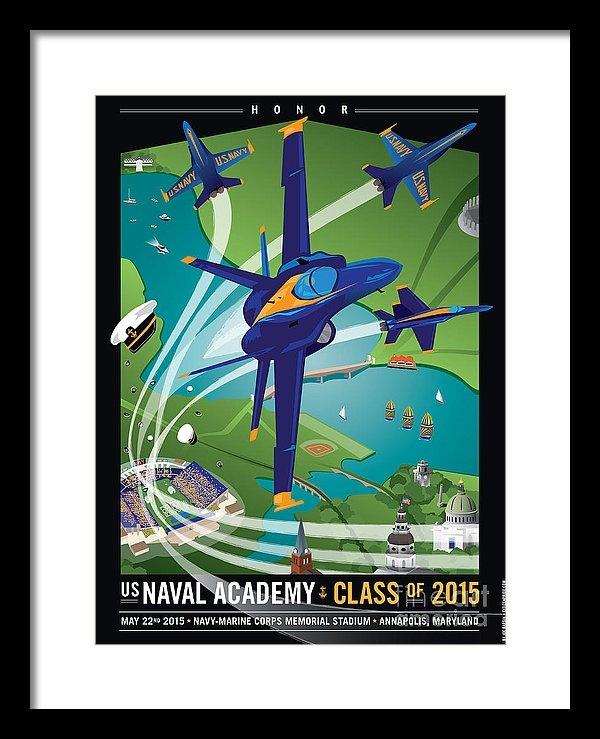 Joe Barsin - USNA Class of 2015 12 x 16