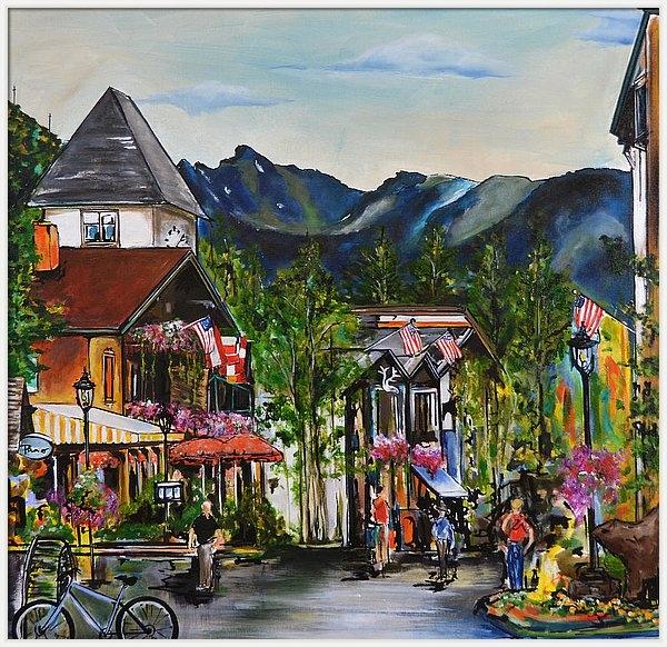 Nancy Hilliard Joyce - Vail Village