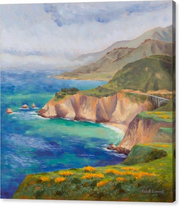 Karin  Leonard - Ode to Big Sur