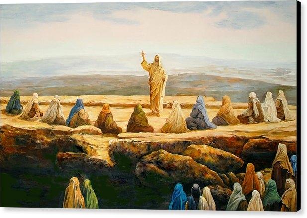 Bryan Ahn - Sermon On The Mount