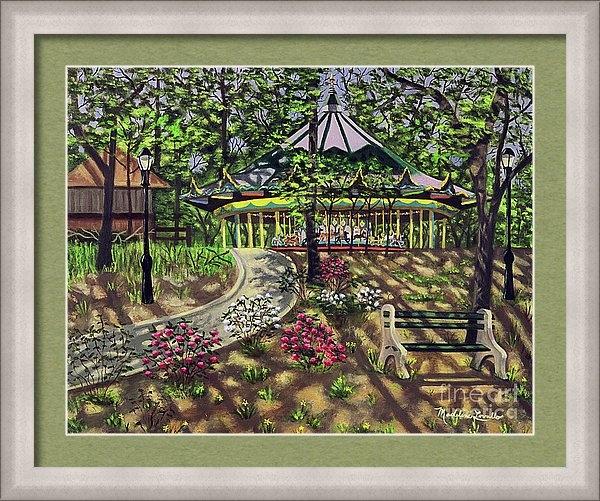 Madeline  Lovallo - The Forest Park Carousel