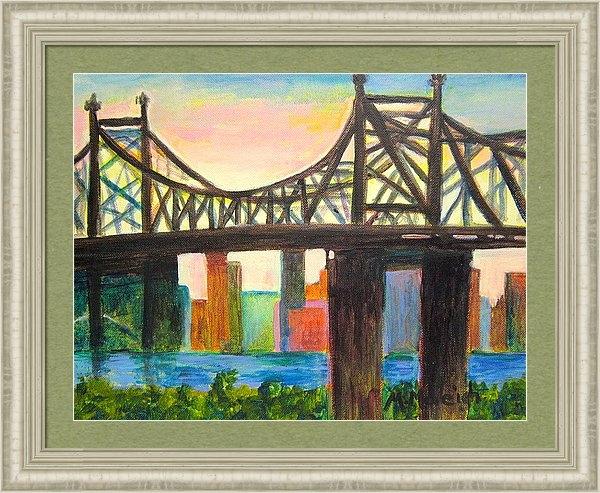 Marita McVeigh - View From Long Island City