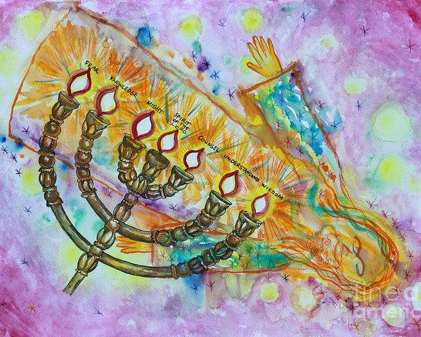 Anne Cameron Cutri - Seven Spirits of God