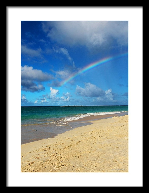 Kerri Ligatich - Blessed With A Rainbow