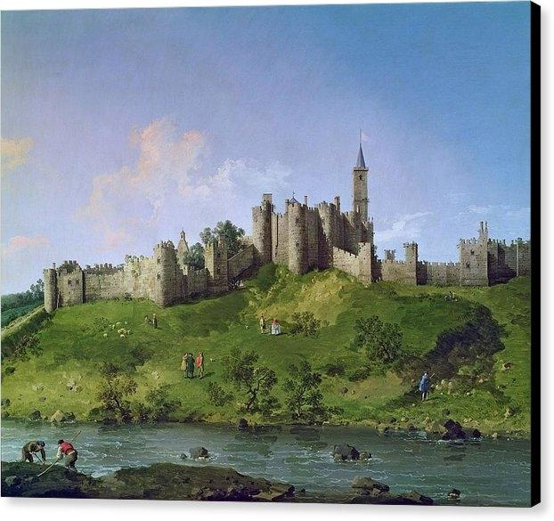 Mountain Dreams - Alnwick Castle