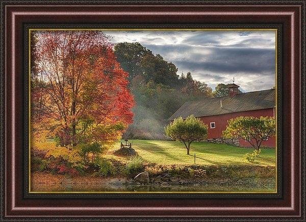 Bill Wakeley - Early Autumn Morning