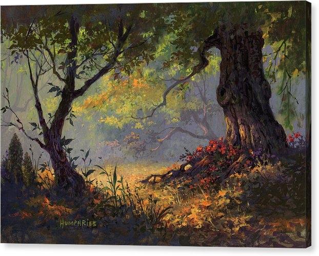Michael Humphries - Autumn Shade