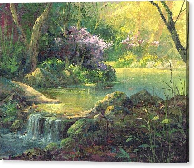 Michael Humphries - The Quiet Creek