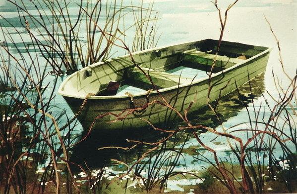 Art Scholz - Wet 'n Waiting