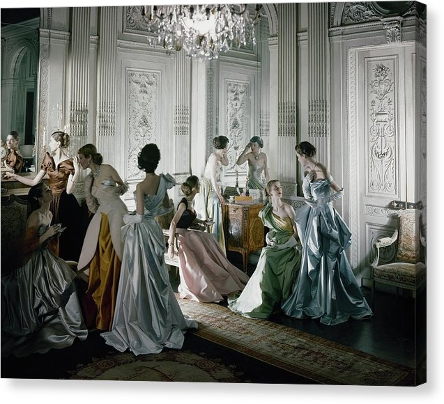 Cecil Beaton - Charles James Gowns