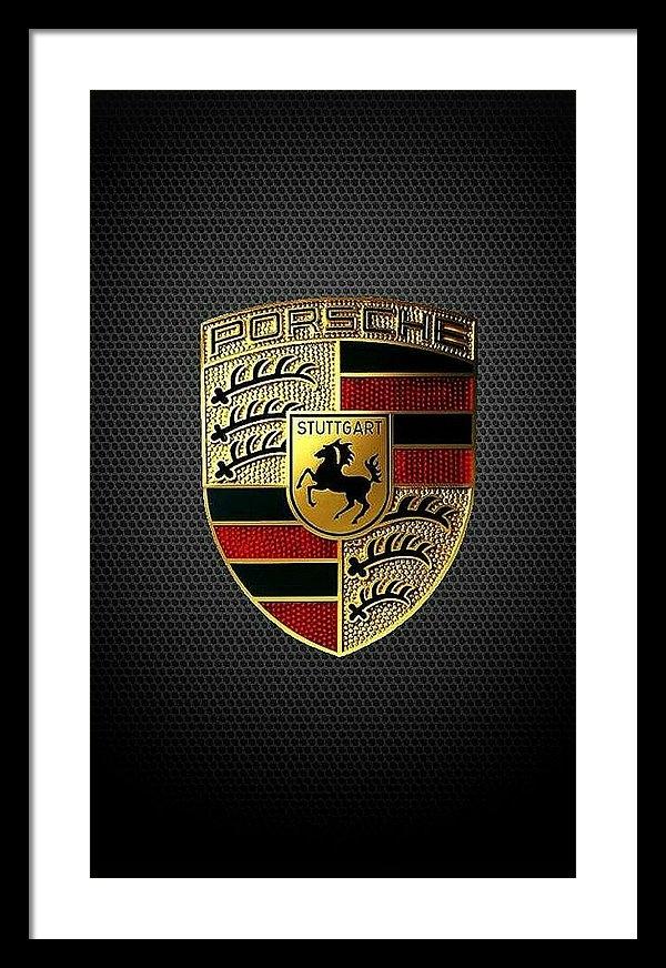 Porsche Logo - Porsche Logo