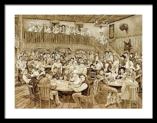 Tim Joyner - Western Saloon