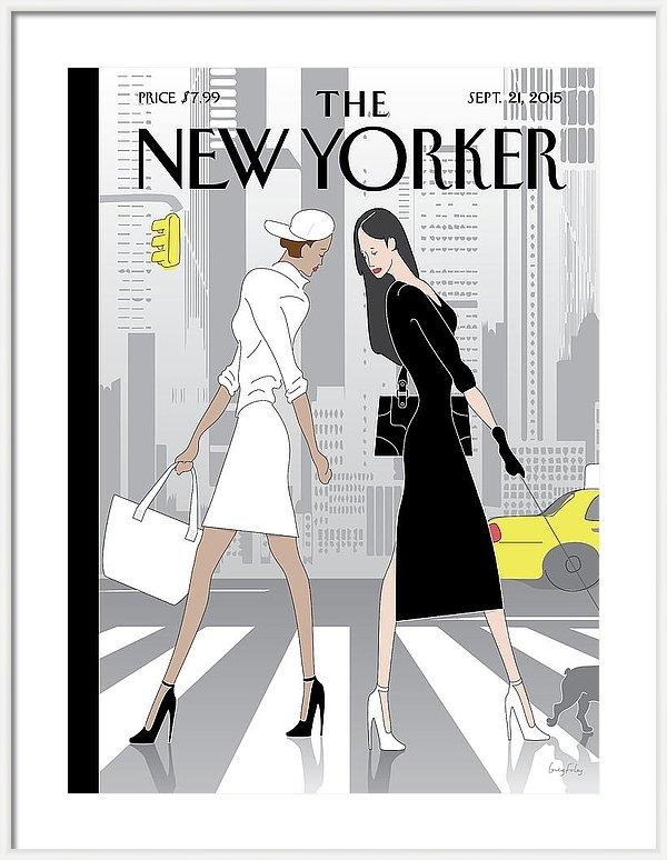 Greg Foley - New Yorker September 21st, 2015