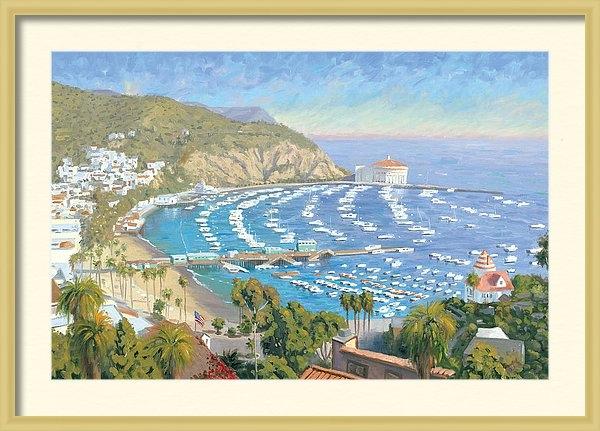 Steve Simon - Catalina Island - Avalon