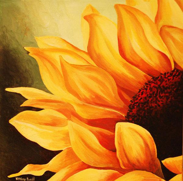 Tiffany Budd - Cropped Sunflower