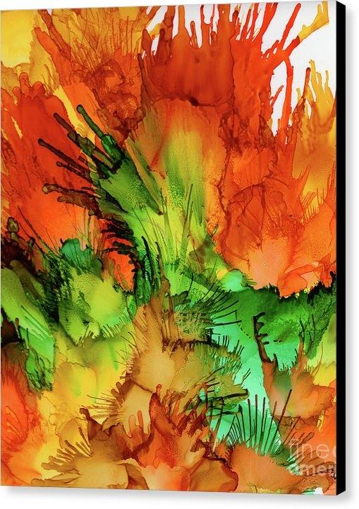 Eunice Warfel - Dreams of the Desert Abstract