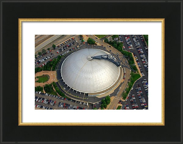 Pittsburgh Aerials - Pittsburgh Civic Arena