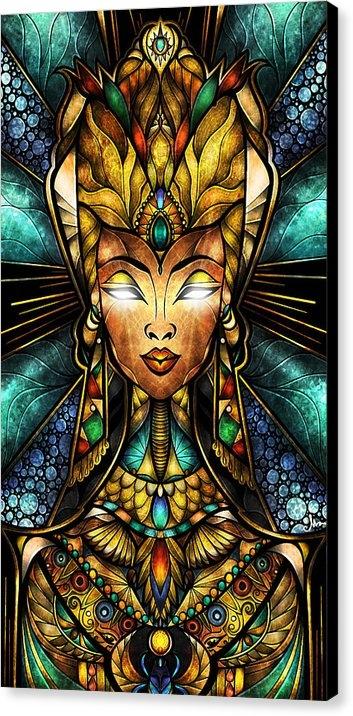 Mandie Manzano - Nefertiti