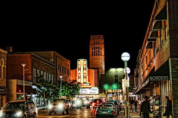 Pat Cook - Downtown Ann Arbor