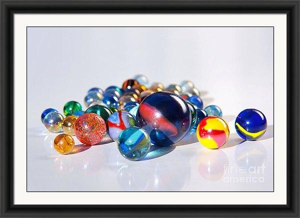 Carlos Caetano - Colorful Marbles