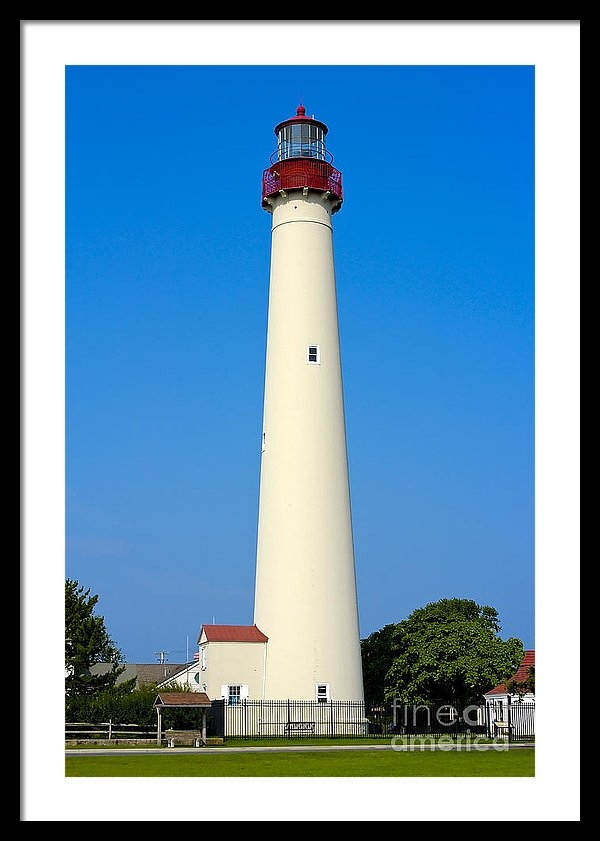 Anthony Sacco - Cape May Lighthouse