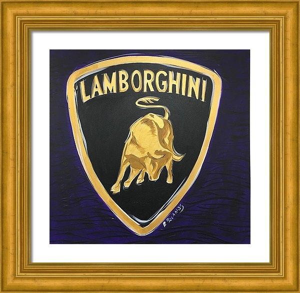 Rob Bolanos - Lamborghini