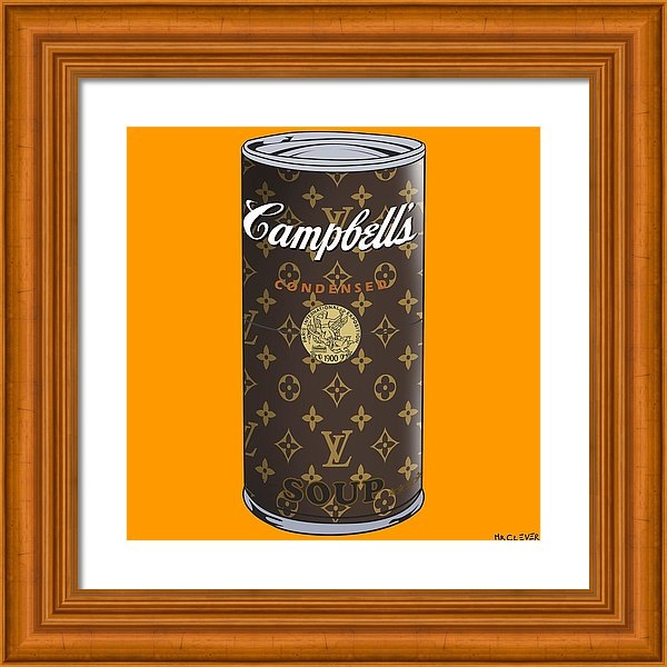 Mr Clever - Louis Vuitton X Campbells Lv Condensed Pop Soup Can Variant #3
