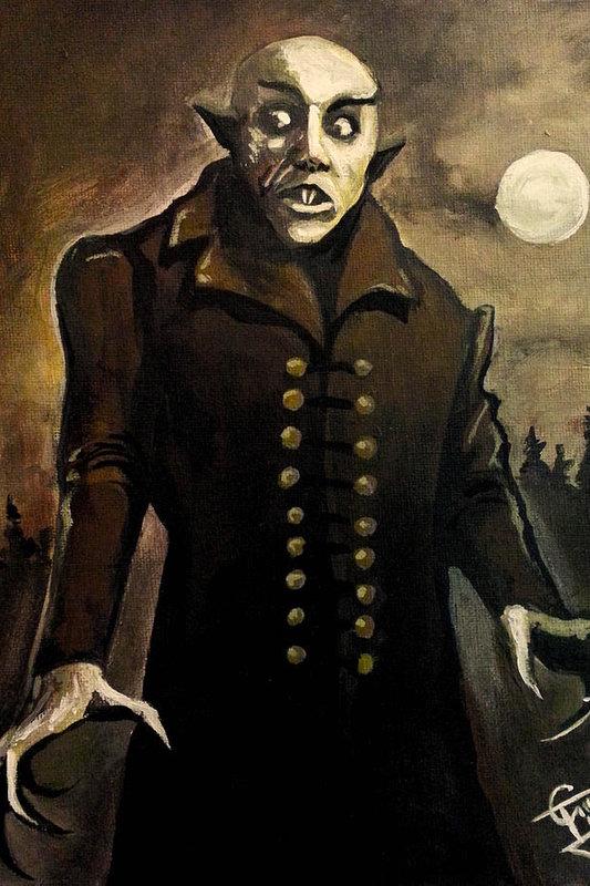 Tom Carlton - Nosferatu