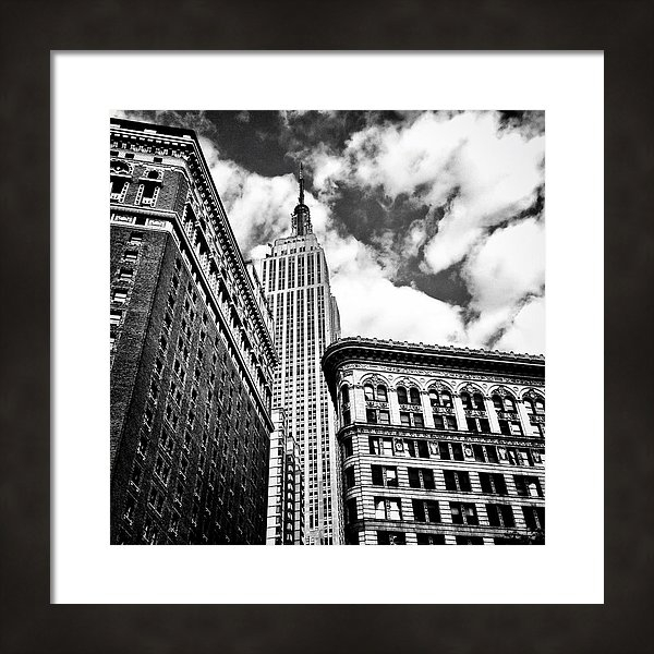 Vivienne Gucwa - Empire State Building and New York City Skyline