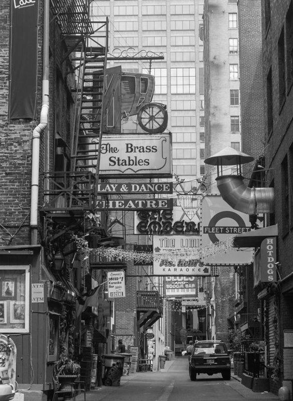 Robert Hebert - Printers Alley Nashville