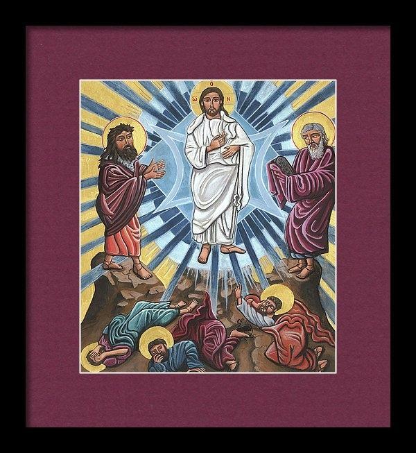 Kelly Latimore - The Transfiguration