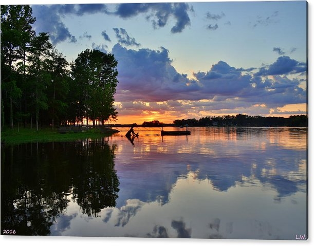 Lisa Wooten - Lake Murray SC Reflections
