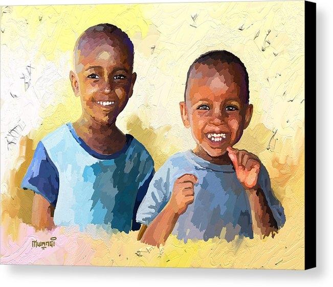 Anthony Mwangi - Boys