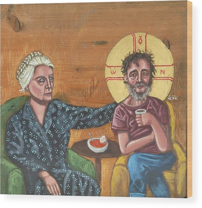 Kelly Latimore - Don't Call Me a Saint- Dorothy day with Homeless Christ