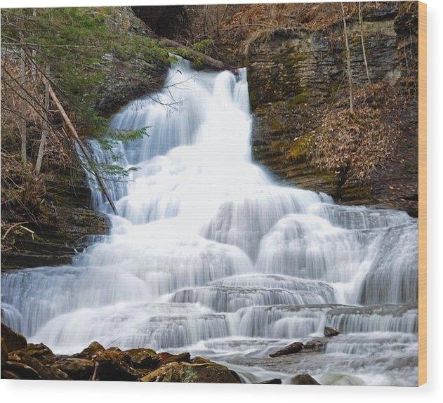 Kyle Llewellyn - Leatherstocking Falls