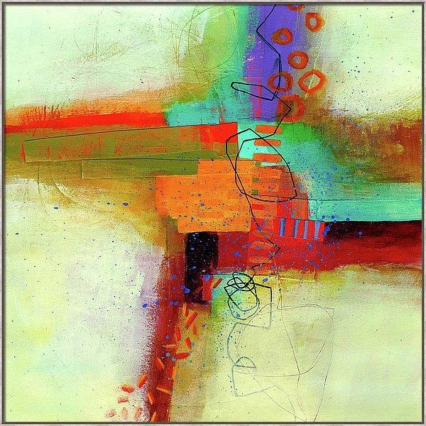 Jane Davies - Land Line #1