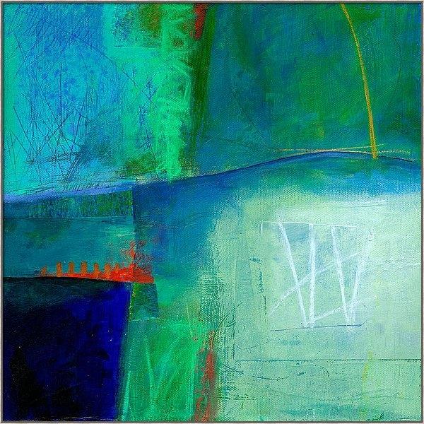 Jane Davies - Blue #1