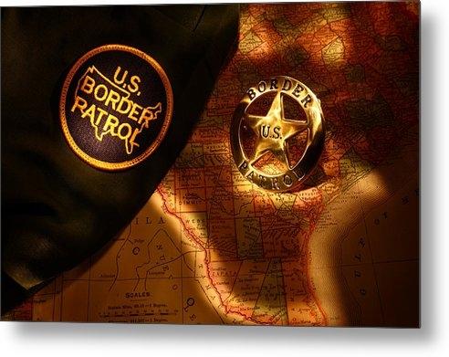 Daniel Alcocer - US Border Patrol