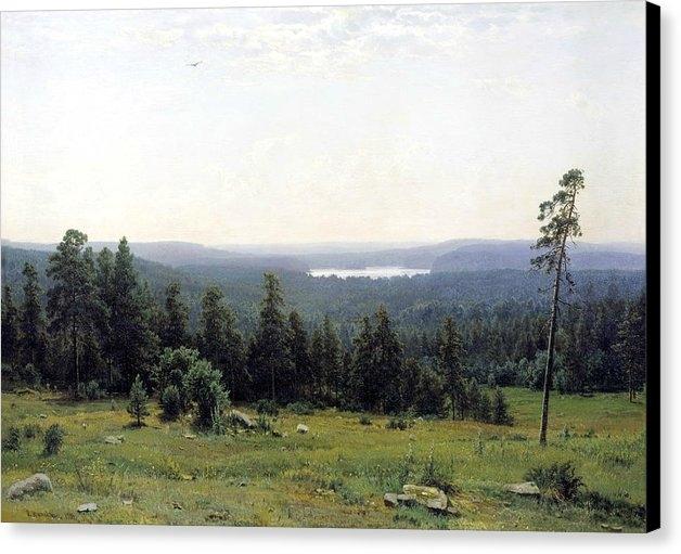 Ivan Shishkin - Forest Distance