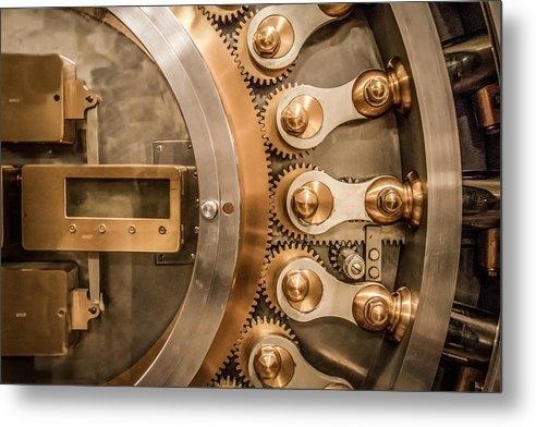 Mike Burgquist - Board of Trade Vault Door