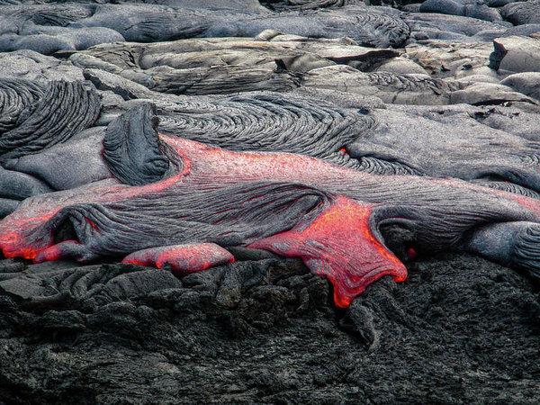 Joshua Sharp - Daytime Lava Flow
