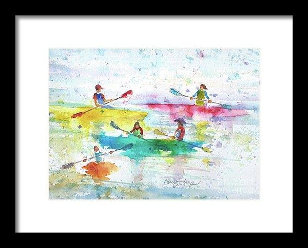 Christy Lemp - Flash Paddle
