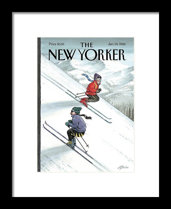Harry Bliss - New Yorker January 24th, 2000