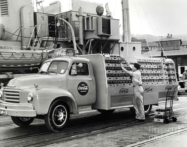 Jon Neidert - Coke Delivery Truck