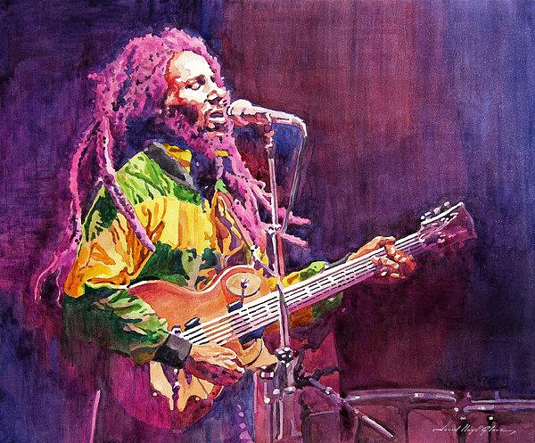 David Lloyd Glover - Jammin - Bob Marley
