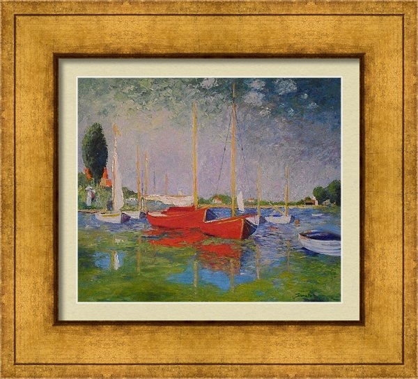 Dorate Muller - a Monet by Dorate