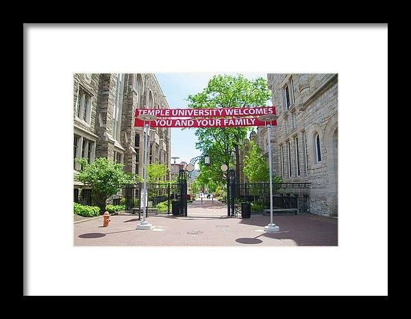Bill Cannon - Polett Walk - Temple University